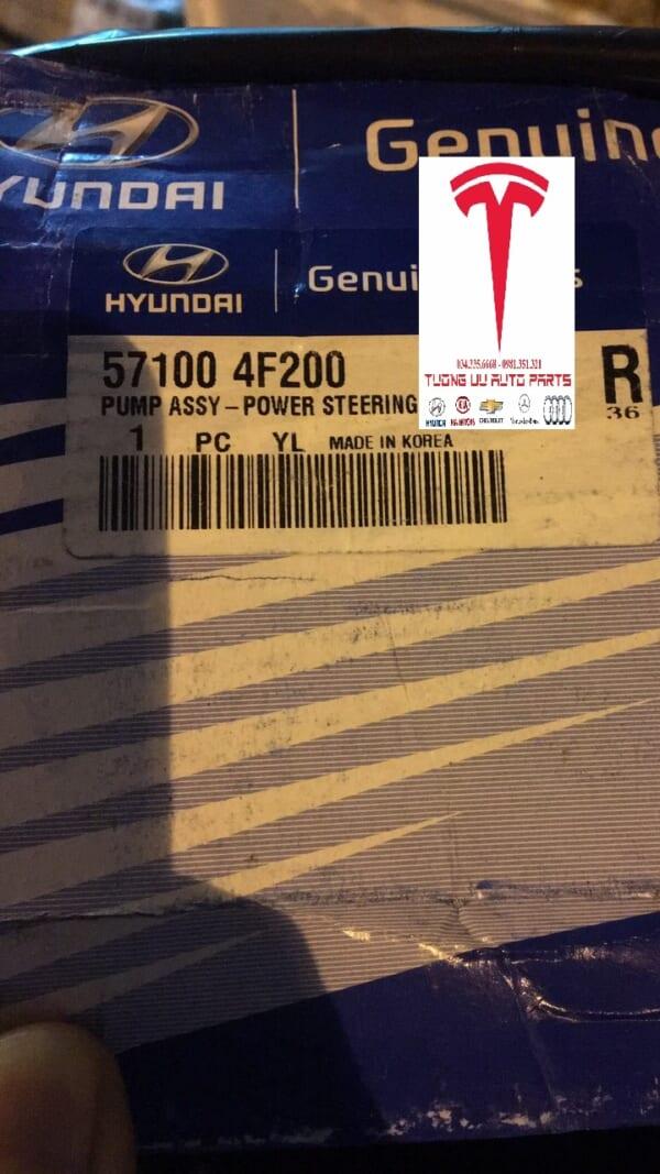 Bơm trợ lực lái Hyundai Porter II