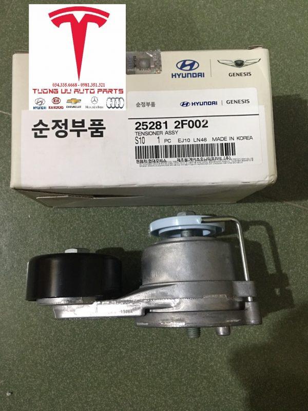 Tăng curoa tổng Hyundai santafe 2010 252812F002
