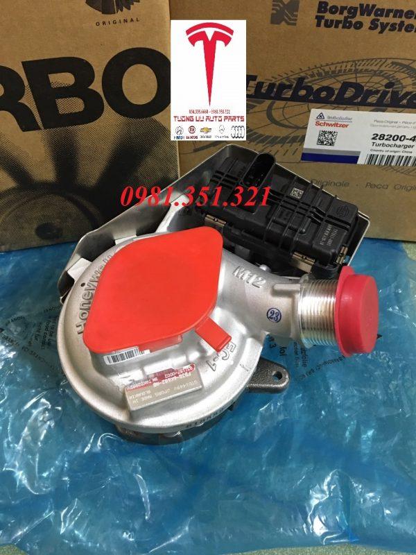 Turbo tăng áp Ford Ranger 2016 2.2 FB3Q6K682AB