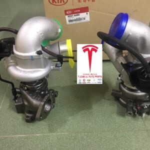 Turbo Tăng áp Kia Bonggo III 2012