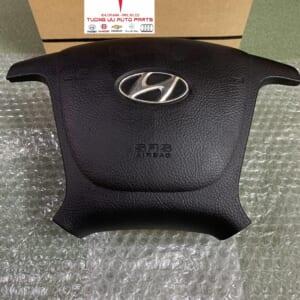 Túi khí vô lăng Hyundai Santafe 2008 569002B000WK