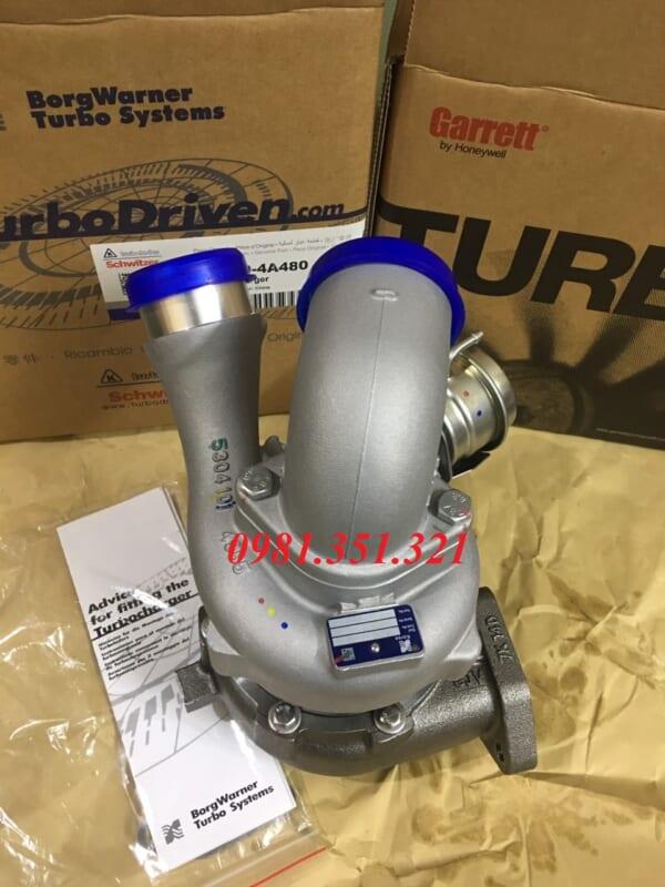 Turbo tăng áp Hyundai Grand Starex 282004A480 Hotline:034.335.6668