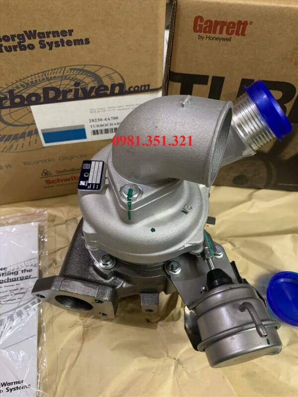 Turbo Tăng áp Hyundai Grand Starex 282304A700