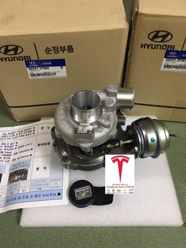 Turbo Tăng áp Hyundai Santafe 2009 2823127860