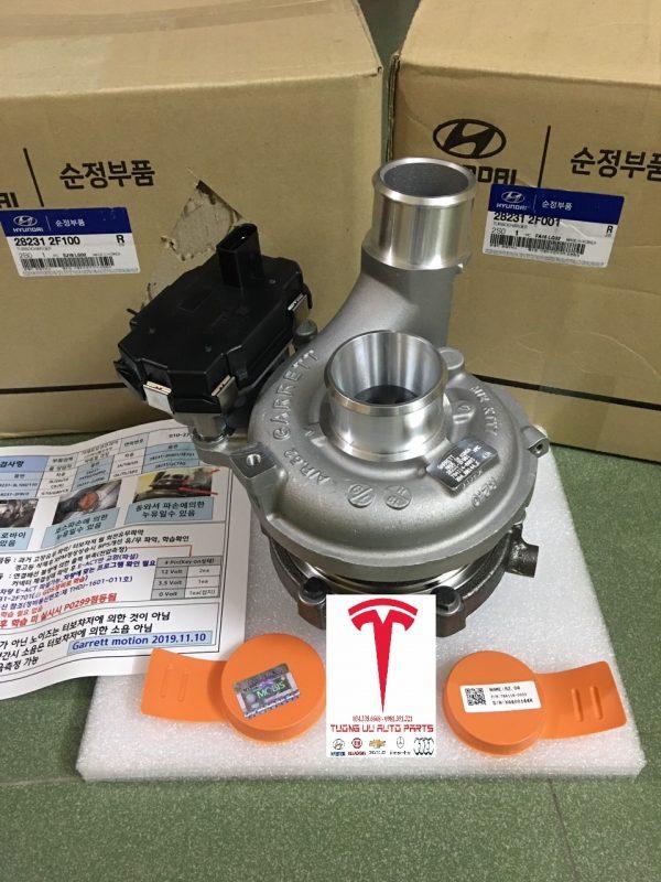 Turbo tăng áp Hyundai Santafe 2010 282312F000/282312F001