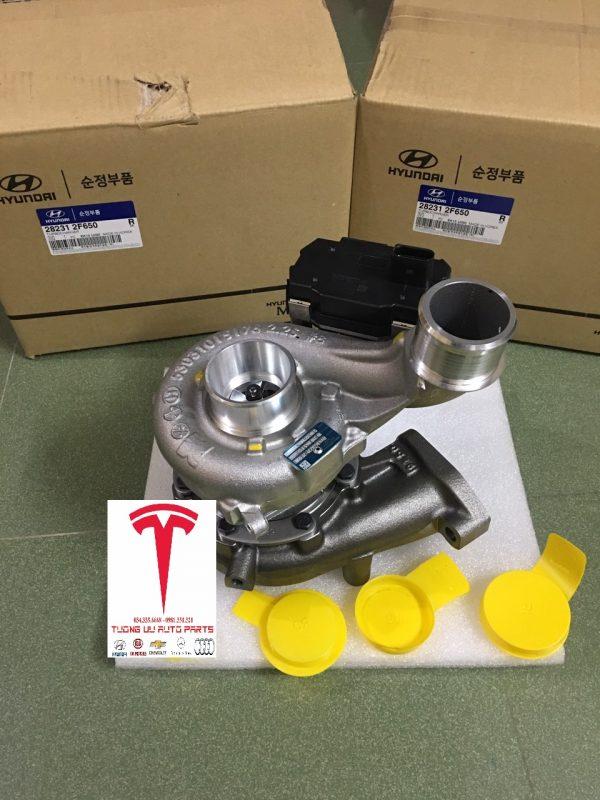 Turbo tăng áp Kia Sedona 2.2 282312F650