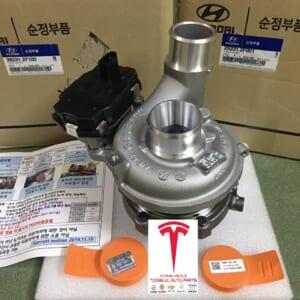 Turbo tăng áp Hyundai Santafe 2010 282312F000