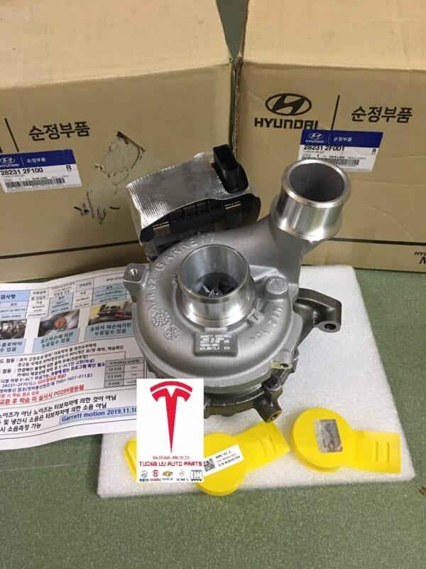 Turbo tăng áp Hyundai Santafe/Sorento 2015 282312F100