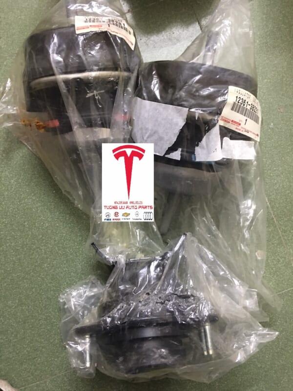 Cao su chân máy Lexus Ls460 12361-38221