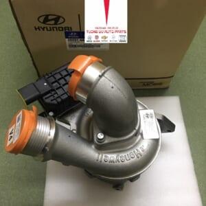 Turbo tăng áp Hyundai Solati 282314A600/282314A610