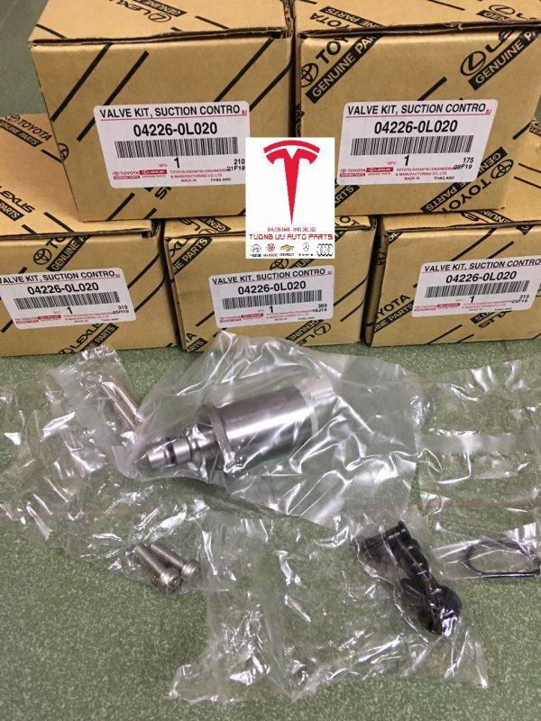 Van scv định lượng Toyota Hilux 1KD 042260L020