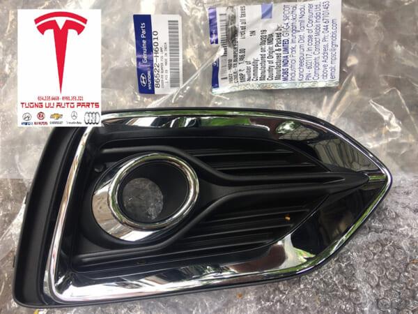 Ốp đèn gầm Hyundai Accent 2018
