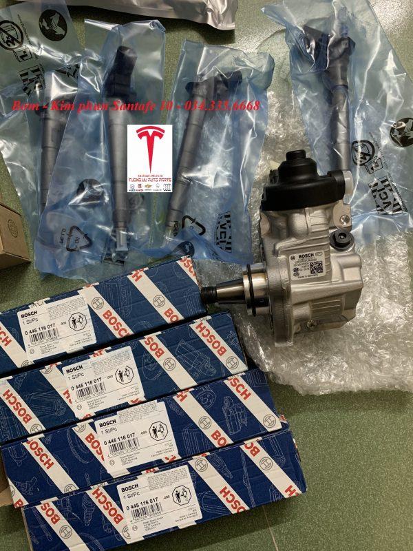 Kim phun(Béc điện) Hyundai Santafe 2010 338002F000/0445116017/0445116018