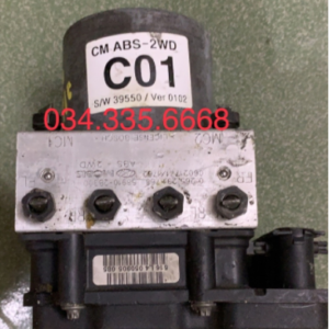 Bộ điều khiển phanh ABS Hyundai santafe 2008 589102B300