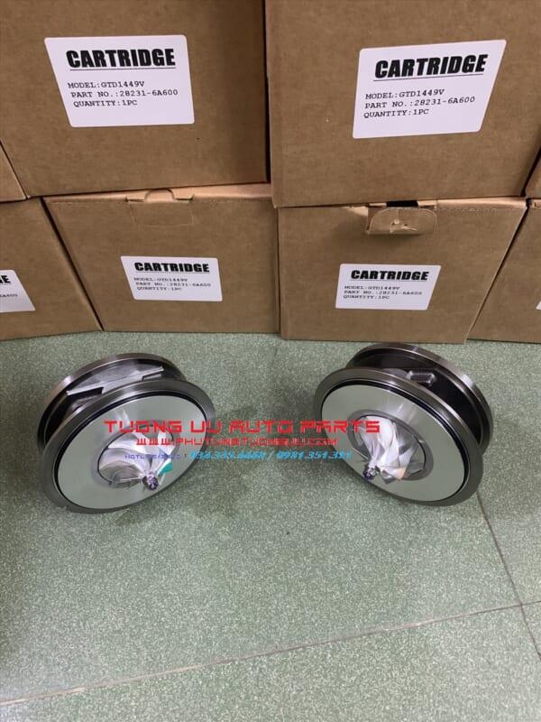 Ruột turbo tăng áp Hyundai Solati 170ps 282314A610/282314A600