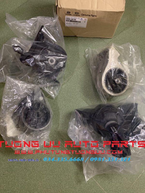 Chân máy Hyundai Santafe Gold 2181026750 2183026200 2191026750 2193026200
