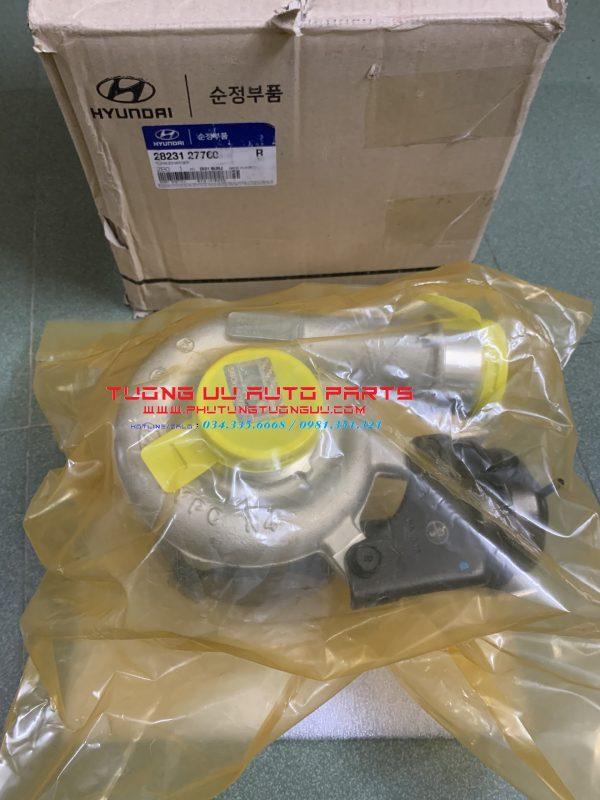 Turbo tăng áp Hyundai Santafe 2008 2.2 2823127760