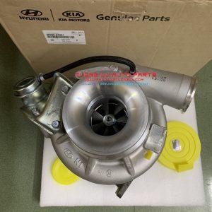Turbo Tăng áp Hyundai Trago D6CC 2820084800/2820084801