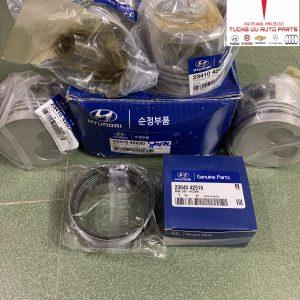 Bộ hơi Hyundai Porter/Starex máy cơ D4BH