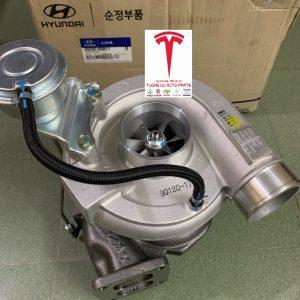 Turbo tăng áp Hyundai HD270 D6AC 2820083811