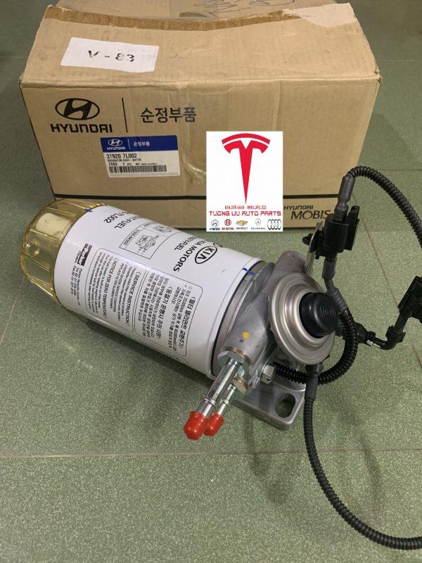 Cụm lọc nhiên liệu Hyundai County HD65/72 319207L002