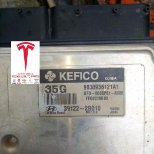Hộp điều khiển động cơ Hyundai i30 391222B010