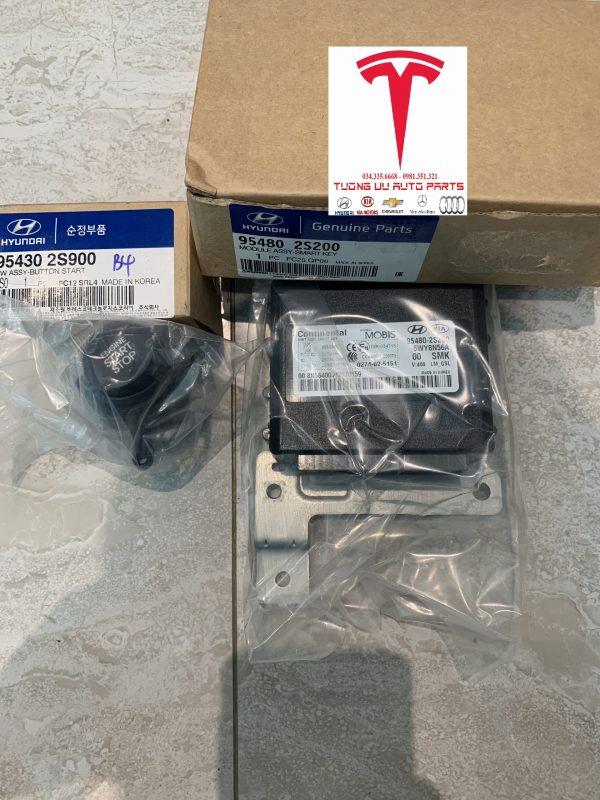 Hộp điều khiển Smart key Hyundai Tucson 954802S200