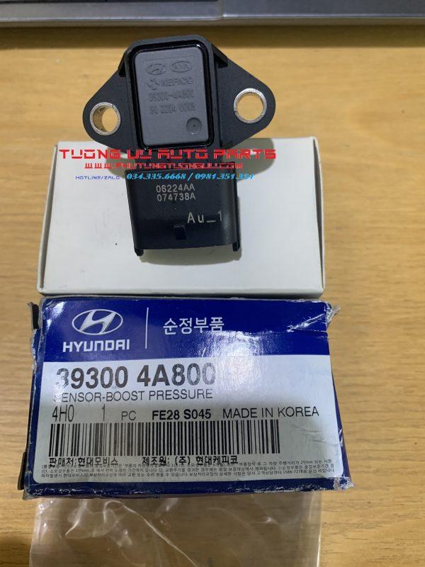 Cảm biến áp suất khí nạp Hyundai Solati 393004A800