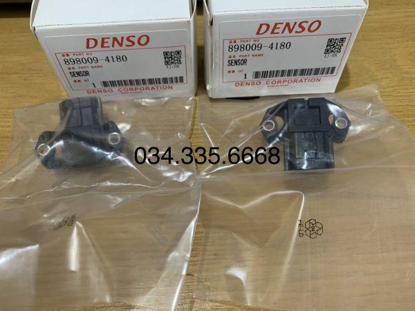 Cảm biến áp suất khí nạp Hino 8980094180