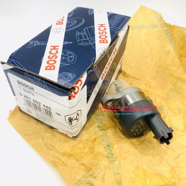 Van áp suất thanh nhiên liệu Santafe Gold 0281002445