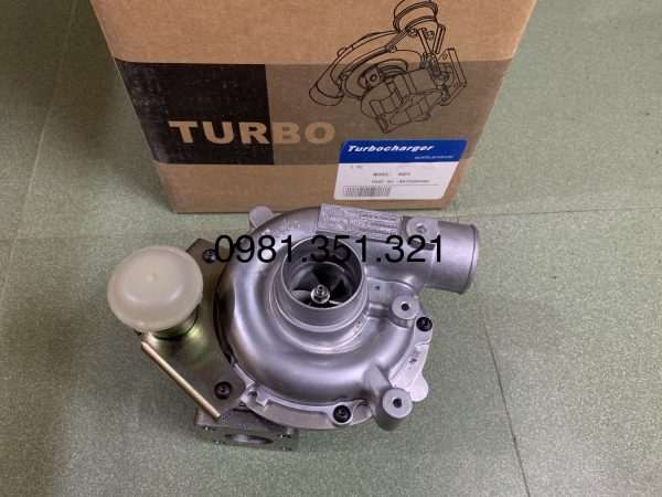 Turbo Isuzu Hilander 8972585940