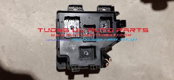 Bảng cầu chì tổng khoang động cơ Santafe 2008 919502B100