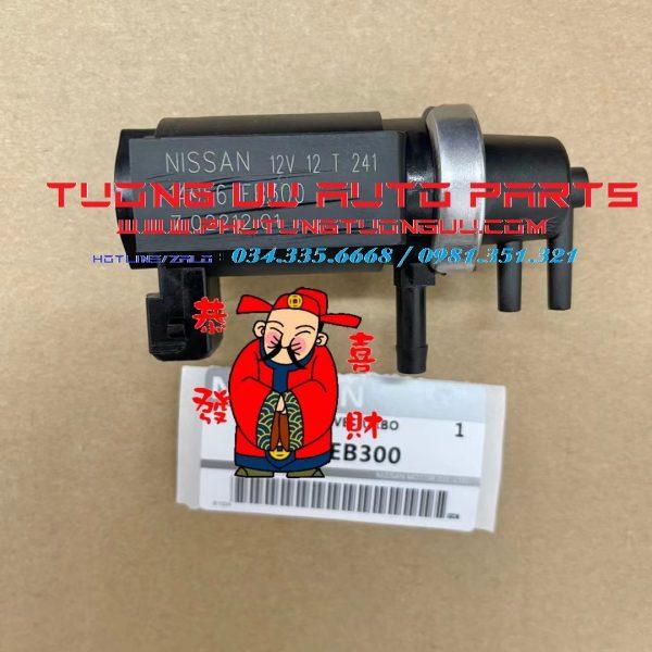 Van điện từ turbo Nissan Navara 14956EB70B 14956EB300
